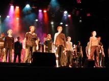 Spectacle De la musique 2004