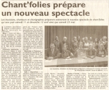 Républicain Lorrain 16/01/2015